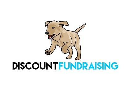 Discount Fundraising logo