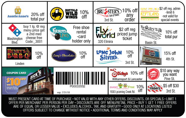 Discount Card Fundraisers
